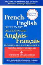 MW FRENCH ENGLISH DICTIONARY HB