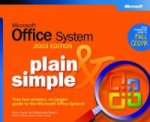 Microsoft Office System Plain and Simple 2003 Edition