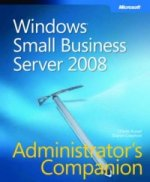 Windows Small Business Server 2008 Administrator's Companion Book/CD Package