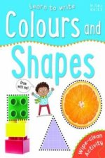 Learn to Write Colours and Shapes