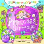 Sticker Playbook Princess Carriage