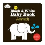 Black & White Baby Book - Animals