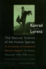 Natural Science of the Human Species