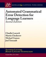 Automated Grammatical Error Detection for Language Learners, Second Edition