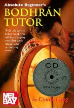 Absolute Beginner's Bodhran Tutor Book