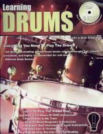 LEARNING DRUMS TRAYLORSCHECHNER BK DVD
