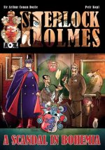 Scandal in Bohemia - A Sherlock Holmes Graphic Novel
