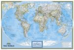 Personalized Map - World Classic