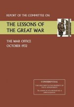 Report of the Committee on the Lessons of the Great War