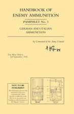 Handbook of Enemy Ammunition Pamphlet