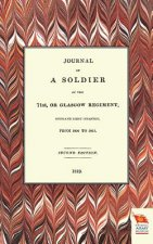 JOURNAL OF A SOLDIER OF THE 71ST OR GLAS