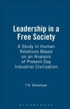 Leadership in a Free Society