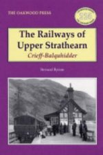 Railways of Upper Strathearn,Crieff - Balquidder