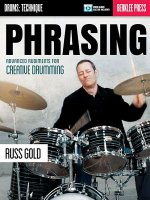 ADVANCED RUDIMENTS FOR CREATING DRUMMING