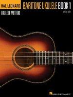 Hal Leonard Baritone Ukulele Method Book 1 (Book Only)