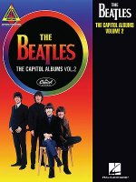 BEATLES CAPITOL ALBUMS VOL 2 GTR TAB