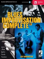 Blues Improvisation Complete
