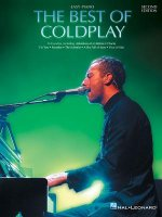 Best of Coldplay for Easy Piano