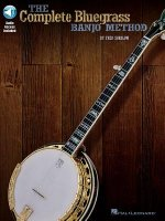 Complete Bluegrass Banjo Method