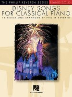 Disney Songs for Classical Piano - 15 Selections