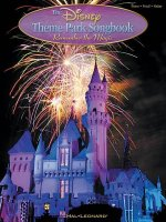 DISNEY THEME PARK SONGBOOK REMEMBER THE