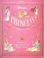 DISNEYS PRINCESS COLLECTION EASY PIANO P