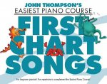 John Thompson's Piano Course First Chart Songs