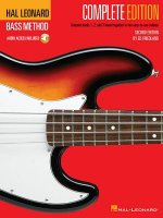 Electric Bass Method Complete Edition