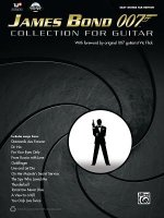 James Bond 007 Collection for the Guitar