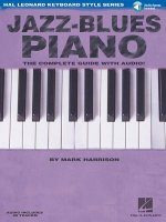 Jazz-Blues Piano (Book/Online Audio)