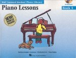 Piano Lessons Book 1 & Audio