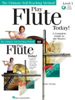 Play Flute Today Beginner's Pack