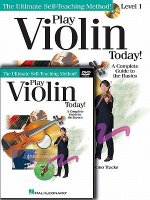 Play Violin Today] Beginner's Pack