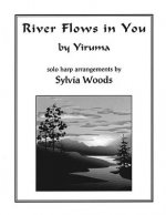 Yiruma River Flows in You (Arr Woods Sylvia) Harp
