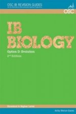 IB Biology - Option D: Evolution Standard and Higher Level