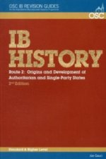 IB History:  Origins and Development of Authoritarian and Single-party States
