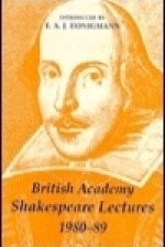 British Academy Shakespeare Lectures, 1980-89