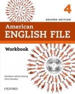 American English File: 4: Workbook with iChecker
