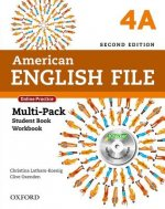 American English File: 4: Multi-Pack A with Online Practice and Ichecker