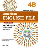 American English File: 4: Multi-Pack B with Online Practice and iChecker