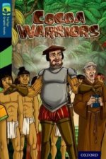 Oxford Reading Treetops Graphic Novels: Level 14: Cocoa Warriors