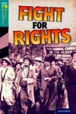 Oxford Reading Treetops Graphic Novels: Level 16: Fight for Rights