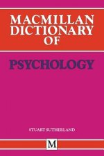Macmillan Dictionary of Psychology