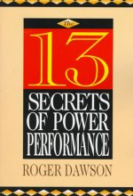 13 Secrets of Power Performance