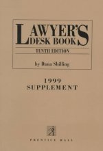 Lawyers Desk Book, 1999 Supplement