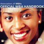 Official MBA Handbook 2004/2005