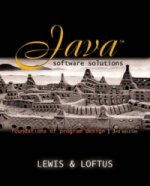 Java Software Solutions              Pie