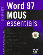 MOUS Essentials Word 97 Expert