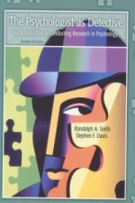 Psychologist as Detective, the:an Introduction to Conducting Research in Psychology
