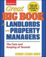 Great Big Book For Landlords and Property Managers
